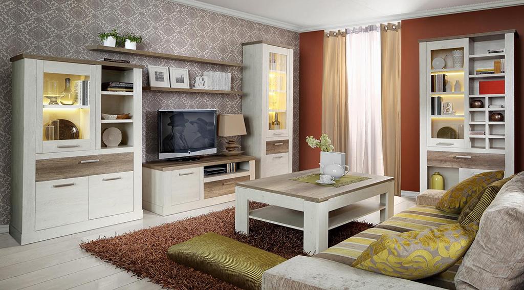 Dywany  Pokój dzienny  Salon Agata